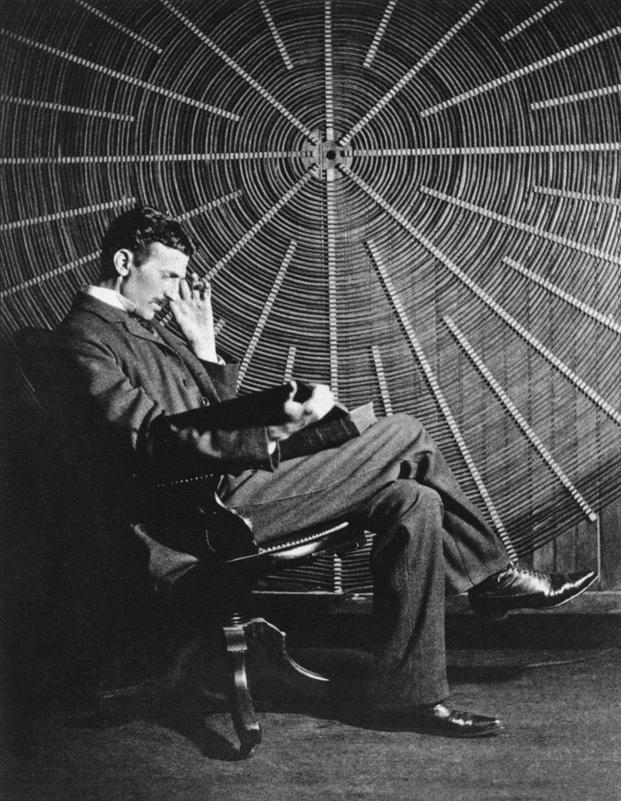 Фантастические изобретения Никола Теслы Tesla3