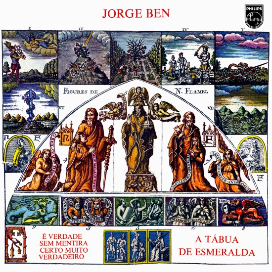 Tropicalia 60's (Caetano Veloso, Os Mutantes, Gilberto Gil, Gal Costa etc) JorgeBenATabuadeEsmeralda