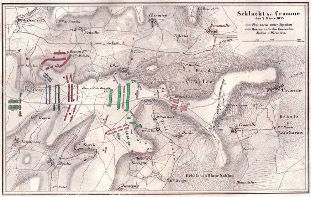 A l'origine... 1814CraonneKaussler