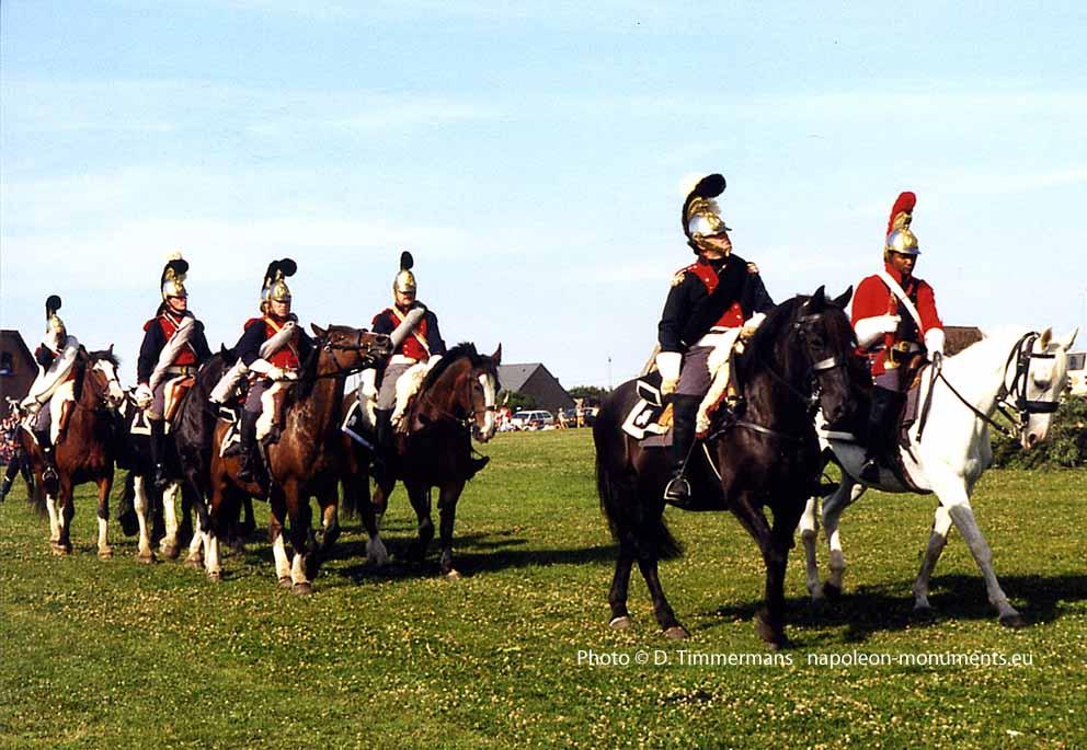 Carabiniers Belges 1815 CarHoll1