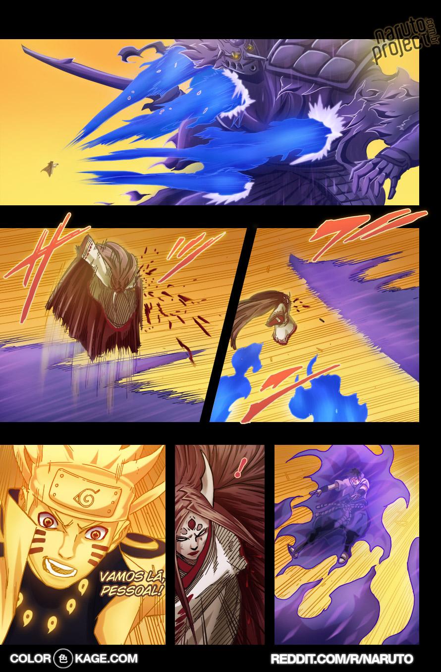 Entenda o poder do Shinsuusenju 07