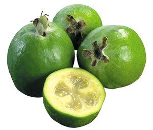 Экзотические фрукты ( фото, название, описание ). Feihoa