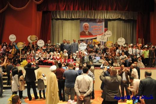 مبرة النصر في احتفالية يوم اليتيم Nasiriyah.org038