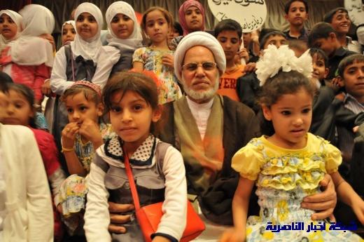 مبرة النصر في احتفالية يوم اليتيم Nasiriyah.org041