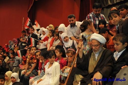 مبرة النصر في احتفالية يوم اليتيم Nasiriyah.org044