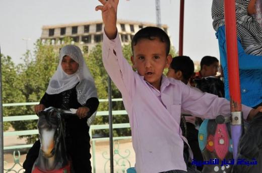 مبرة النصر في احتفالية يوم اليتيم Nasiriyah.org052