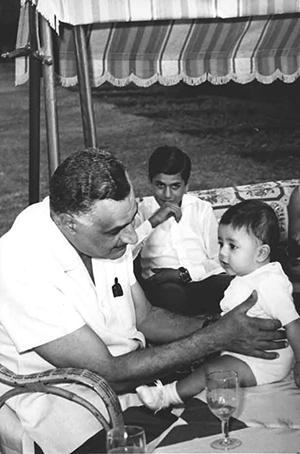 الرئيس جمال عبد الناصر، أرشيف الصور 11-1