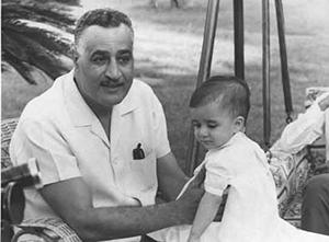 الرئيس جمال عبد الناصر، أرشيف الصور 2-1
