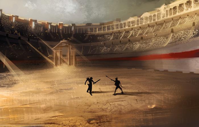 Бой на смерть Arena