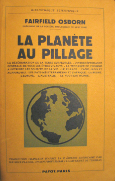 [Livre] La planéte au pillage F_osborn