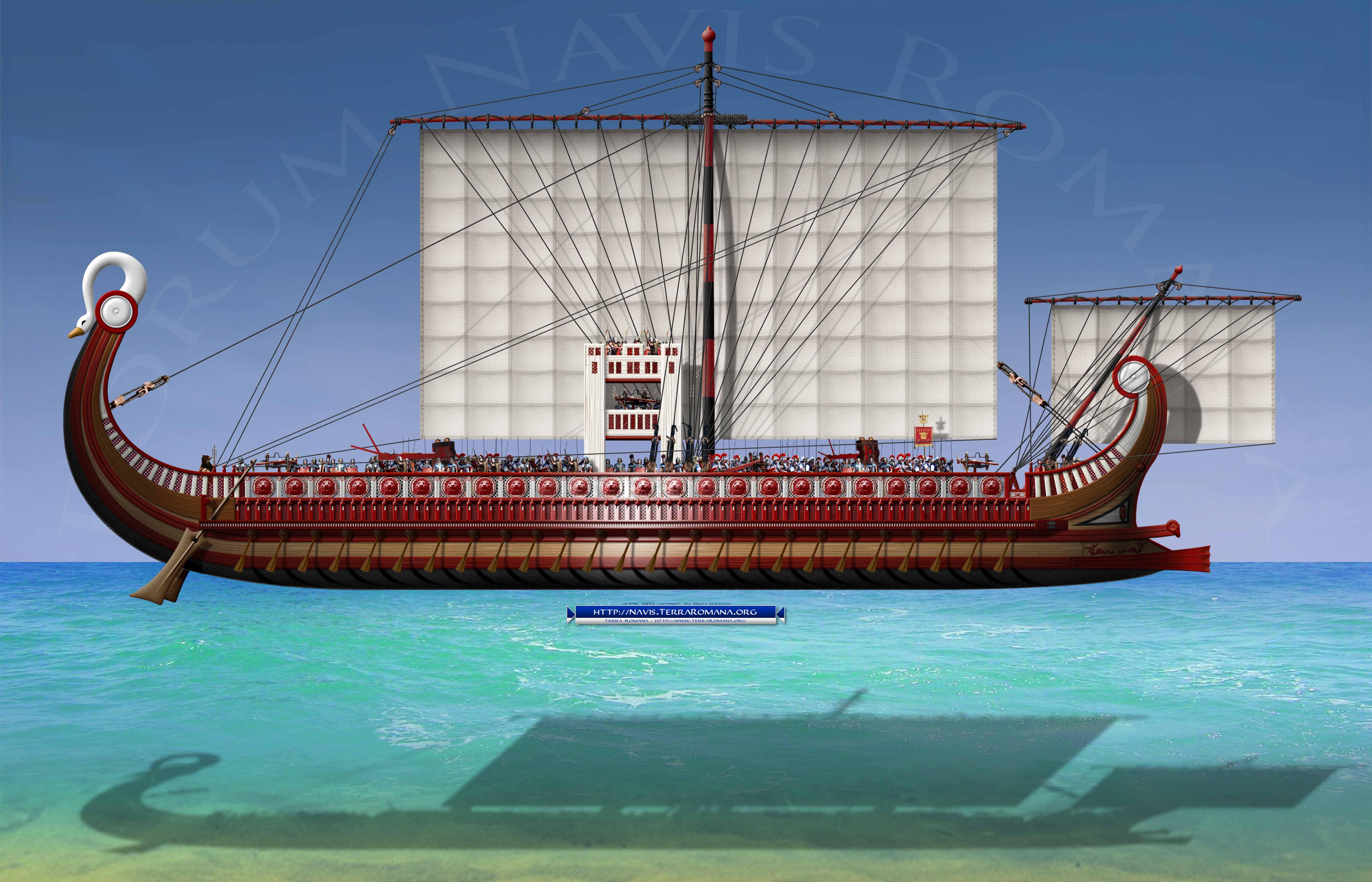 nave - Costruiamo la Nave Romana Quinquereme ? - Pagina 38 Impossible09