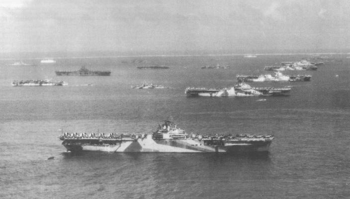 الغواصة اليابانية الحاملة للطائرات Sen Toku I-400-class  + فيديوهات HD  نادرة  و لاول مرة Murders_row
