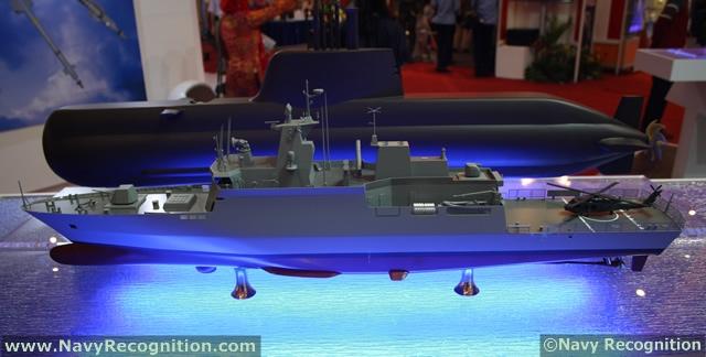 OPV: Offshore Patrol Vessels  MEKO_100_Patrol_Corvette_TKMS_indodefence_2012_news
