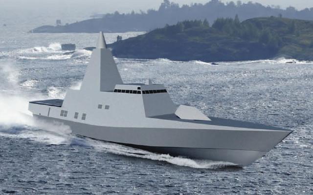 OPV: Offshore Patrol Vessels  Kockums_tkms_FLEXpatrol