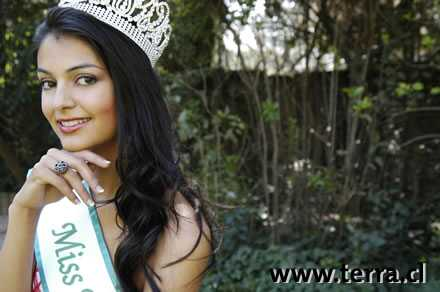 Miss Earth 2006: Hil Hernández of Chile 5962167086_38383598_o2