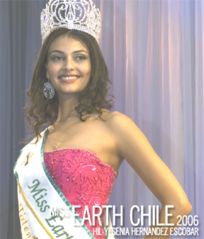 Miss Earth 2006: Hil Hernández of Chile A0ed2e03db_38383334_o2