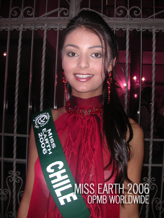 Miss Earth 2006: Hil Hernández of Chile 3459a2f501_38383672_o2