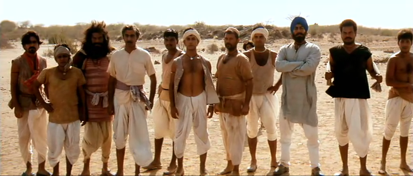 Lagaan - Once Upon A Time In India (2001) B9ef423467_76591531_o2