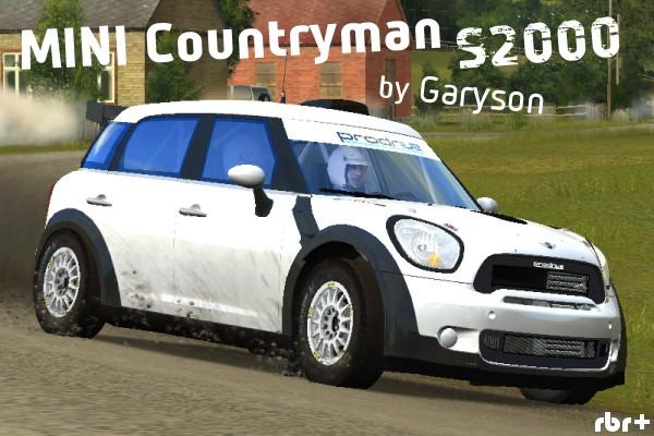 Mini John Cooper Works Countryman S2000 y WRC  by Garyson 8ec9b8198e_82140363_o2