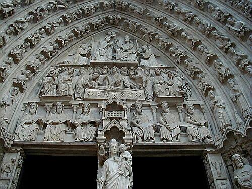 Est-il permis pour un catholique de ne pas croire à un dogme ? Portail_vierge