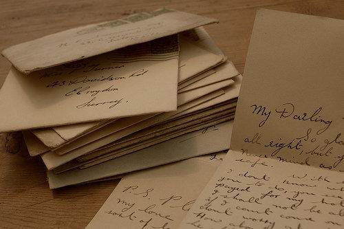 Pisem ti pismo... 12