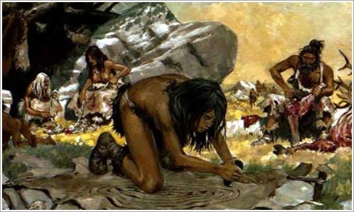Misterios sin resolver - Página 3 Hombre-naturaleza-prehistoria