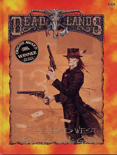 Liste des jeux proposés Deadlands
