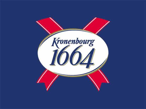 Amis de la Bière, Bonjour ! - Page 6 Kronenbourg-1664-logo