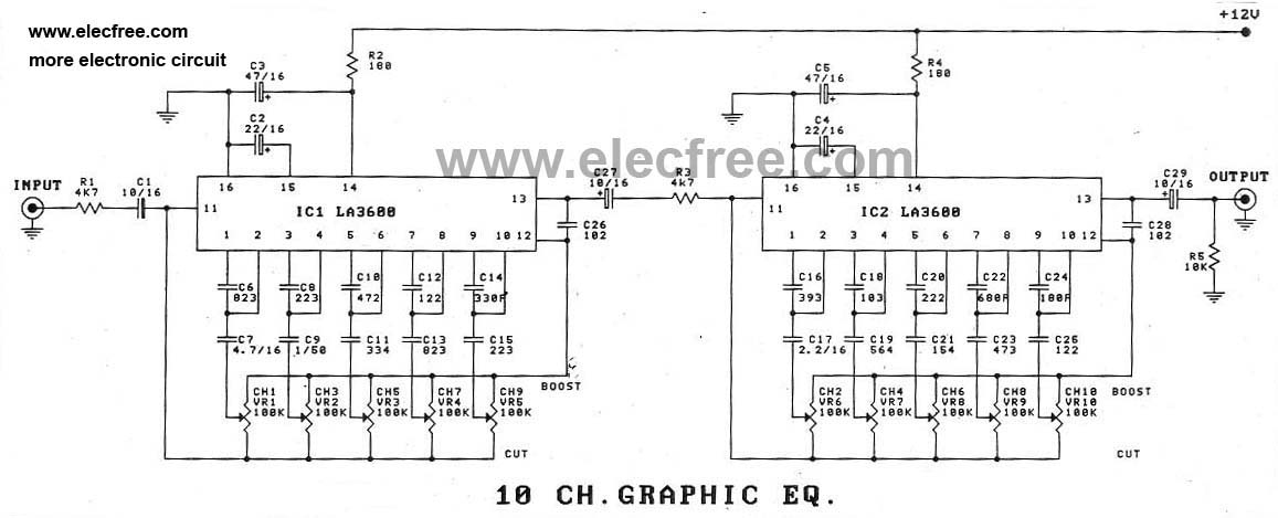 Equalizer : Traitement BF audio ( UR6GW ) Shema-eq-10-bandes-clair