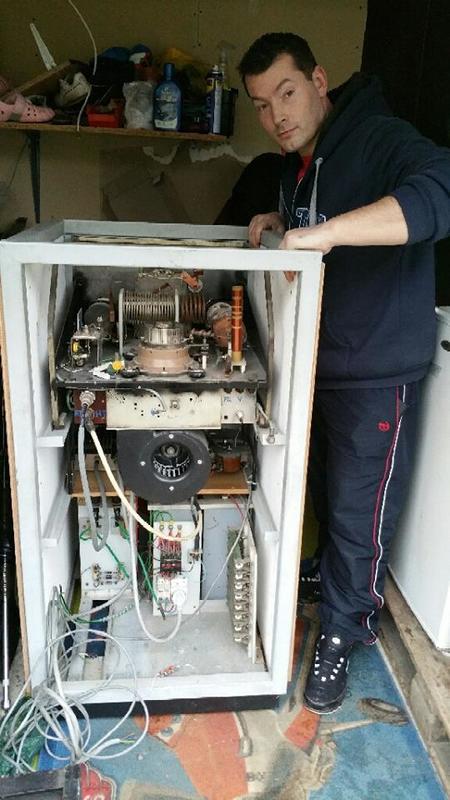 Amplificateur radioamateur Haute Tension : F4HQA F4hqa.05