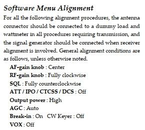 S-mètre : 3 ou 6 dB pour un point ... La théorie et la pratique Ft817-s-metre-01