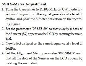 S-mètre : 3 ou 6 dB pour un point ... La théorie et la pratique Ft817-s-metre-02