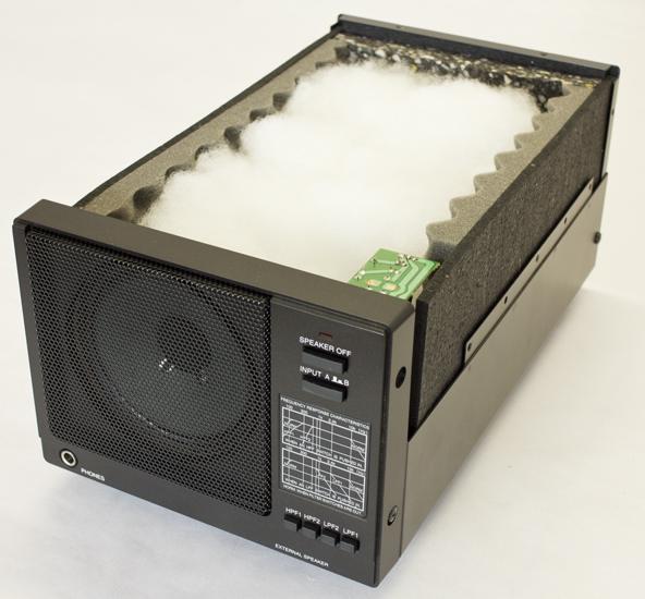 Haut-parleur / Enceinte extérieure pour émetteur-récepteur radioamateur : Faire le bon choix pour ses oreilles Exemple01