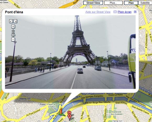 Google vai voltar a recolher dados do Street View Google-street-view-paris