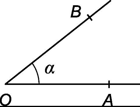 Вращение и угол. Угловое расстояние и угловое смещение M0402-2