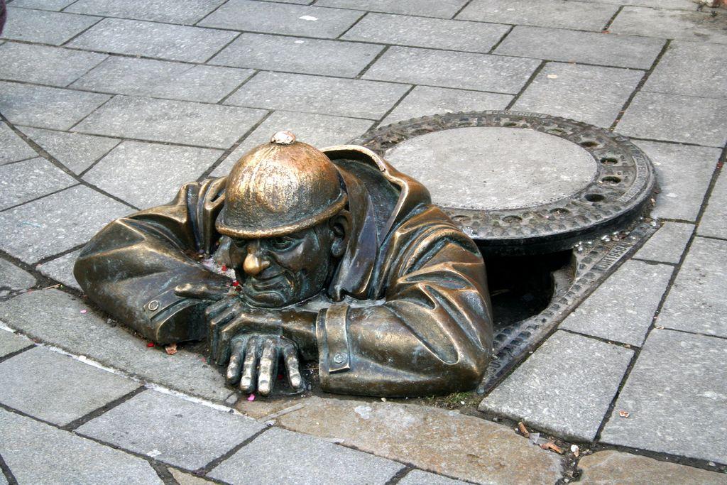 Скульптуры, памятники и монументы Afonya