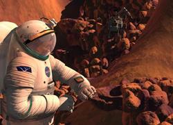 COMUNIDAD ESPACIAL DBFILM - Página 2 Astronauta_marte