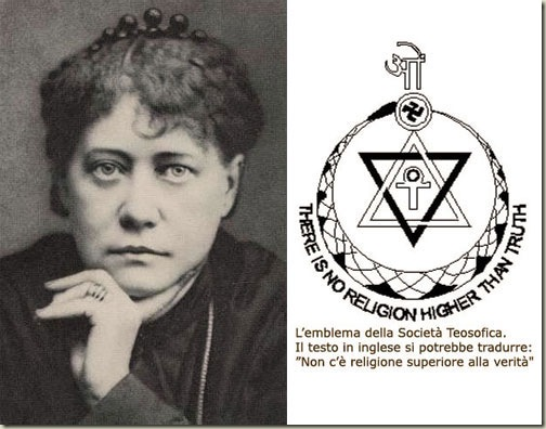 Archangelic Queens of Heaven and the United States of the Solar System - Page 5 17-helena-petrovna-blavatsky