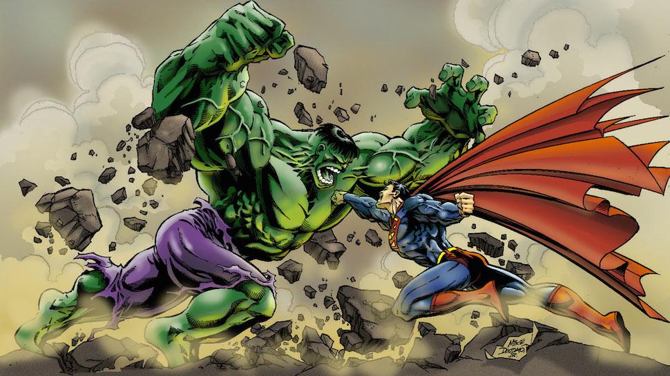 Nouveau Jeu - DC vs Marvel : AMALGAM COMICS ! 120914_SupermanHulk_FEAT