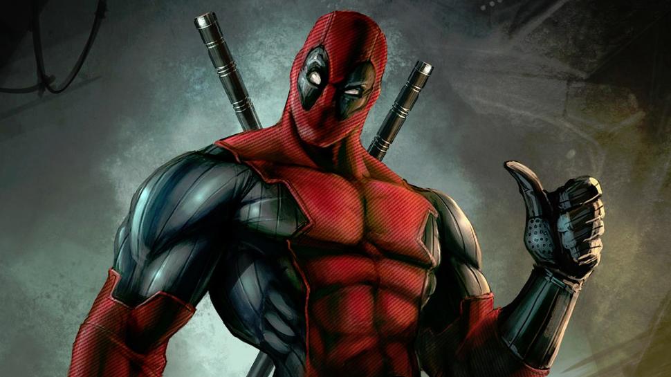 Deathstroke or Deadpool? Deadpool