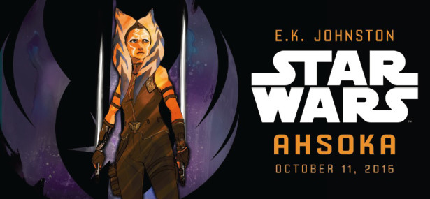 General Discussion: Canon Novels/Comics/Short Stories Ahsoka-Tano-Book-03302016-615x285