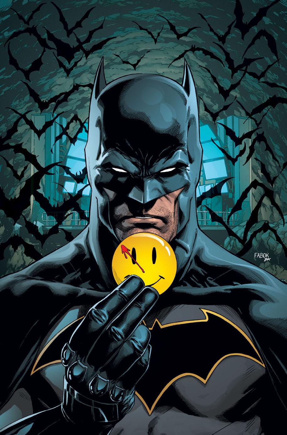 Education aux médias : l'EN recommande décodex ! Batman-21-Watchmen-cover
