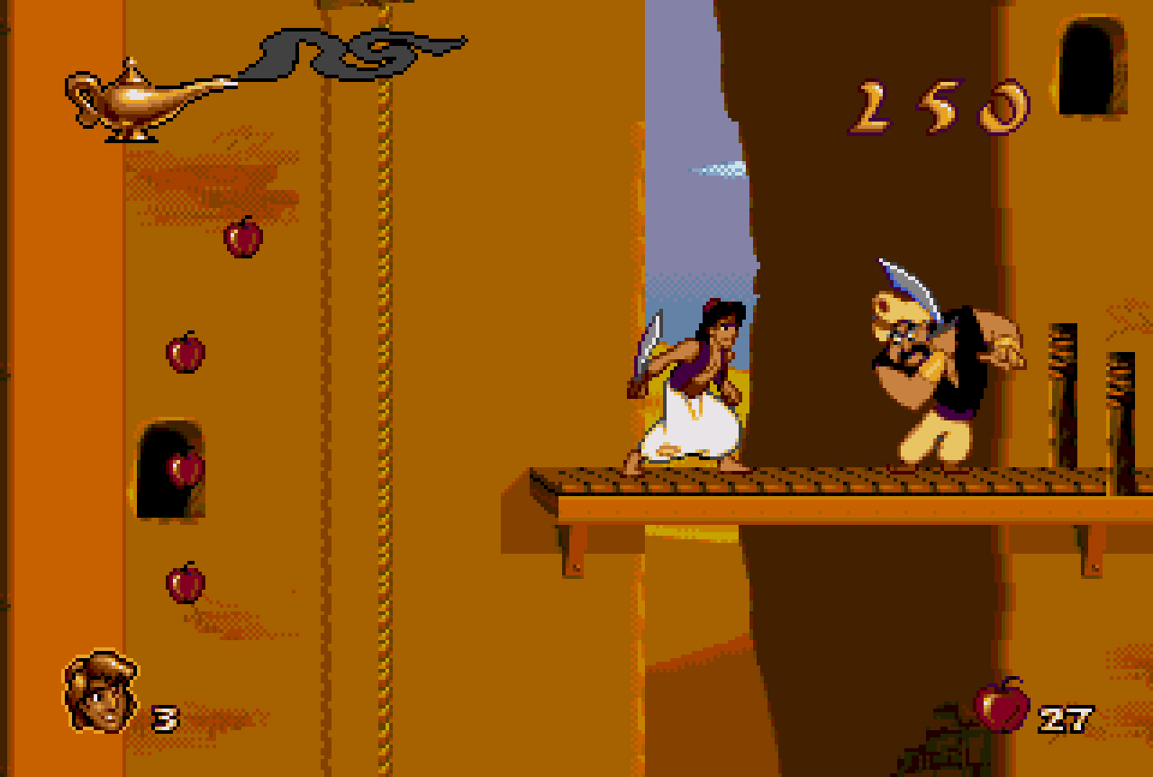 Conheça os jogos da Disney para o Mega Drive 285522-aladdin-mega-drive-era-mejor-segun-shinji-mikami