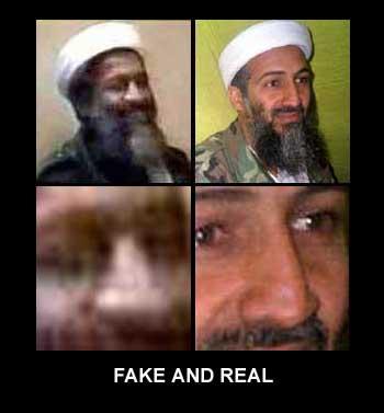 Al Qaeda no existe - Bin Laden ha muerto Bin_fakenreal