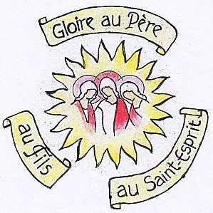 PRIÈRE À L`INTENTION DE NOTRE AMI GILLES - Page 5 Trinite_dessin_small
