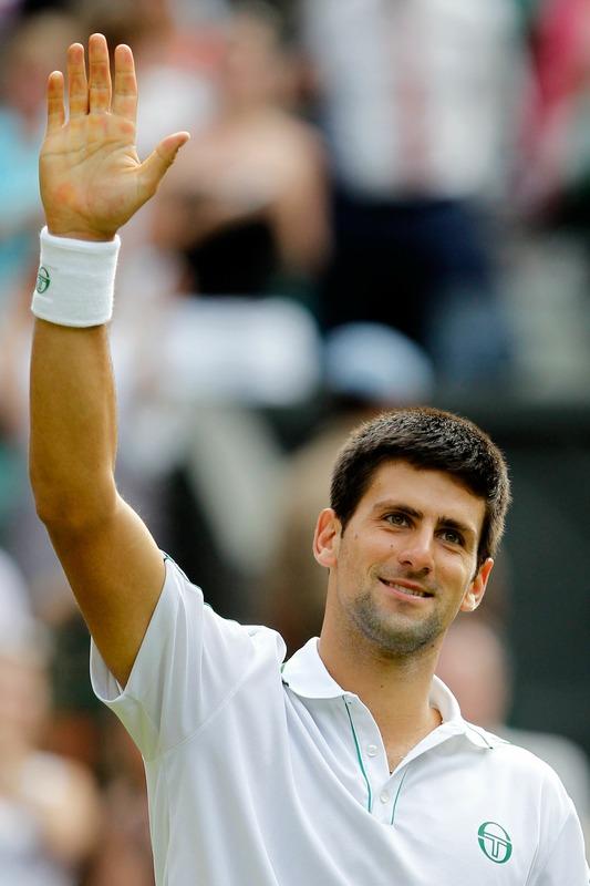 A CLOWN OF TENNIS - NOVAK DJOKOVIC ! Novak-djokovic