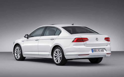 Sobre Volkswagen Passat 2018 2018-Volkswagen-Passat-back