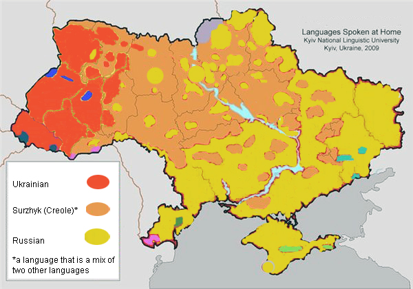 The Situation in the Ukraine. #13 - Page 12 Language-map-of-Ukraine-2009