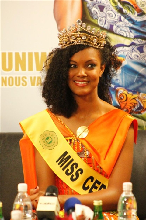 Cristy Spencer (CAPE VERDE 2014) - withdrew Miss-cedeao-ecowas-0006