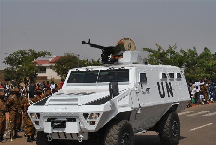 Armée nationale Burkinabé / Military of Burkina Faso - Page 2 DSC_0617